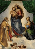 Raphael_-_The_Sistine_Madonna_-_Google_Art_Project
